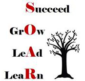 Succeed, Grow, Lead, Learn