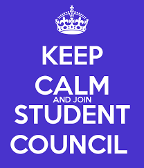 Keep Calm and Join Student Council!